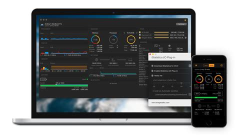 Monitor Cpu istatistica system monitor widget for macos and ios cpu