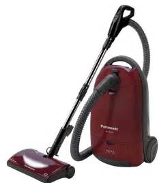 panasonic mc cg902 size bag canister vacuum cleaner
