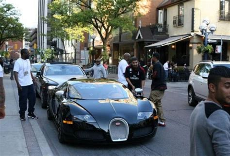 drake cars drake spotted in his bugatti veyron gtspirit