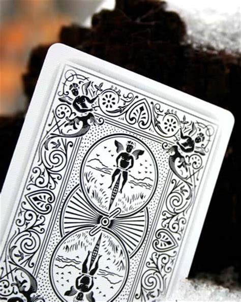 Gaff Ghost Deck bicycle ghost cards ellusionist