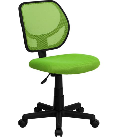 computer chair  armless office chairs