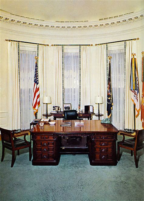 Oval Office Interior Photos