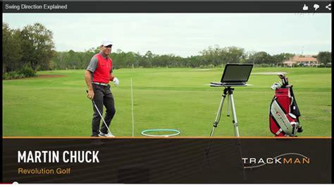 swing direction trackman スピンロフトについて トラックマンゴルフ