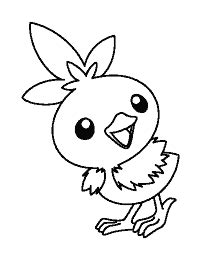 pokemon coloring pages torchic pokemon paradijs kleurplaten kleurboek coloring book