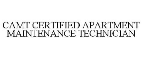 Certification For Apartment Maintenance Technician Apartment Logo Logos Database