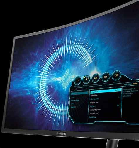 Harga Samsung Chg70 by Curved Monitor Harga Gaming Monitor 32inch Spesifikasi