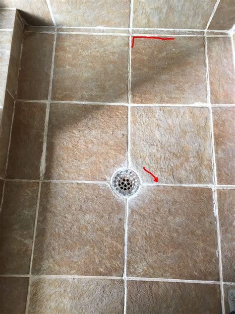 loose bathroom tile how to repair loose bathroom floor tile thefloors co
