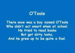 funny limerick poems examples
