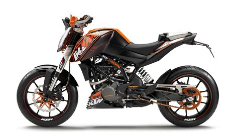 Ktm The Duke 2011 Ktm 125 Duke The Bike Bajaj Built Asphalt Rubber