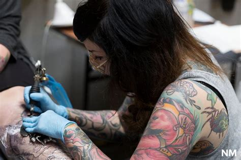 tattoo convention new zealand 2016 bristol tattoo convention 2016 in pictures nine mag