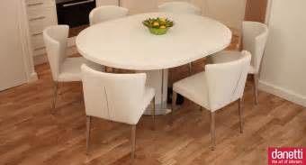 curva white gloss extending dining set dining oval