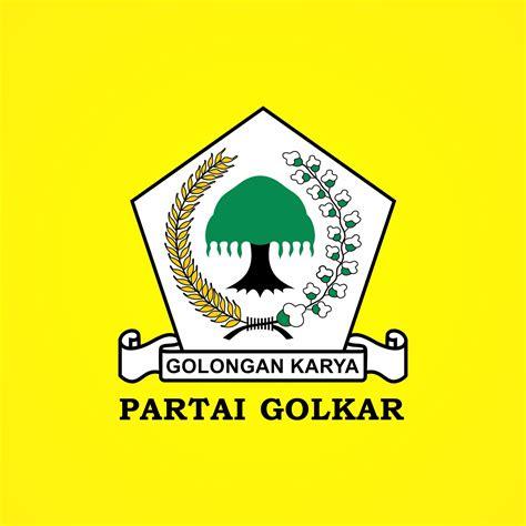 file vector logo partai golkar high quality