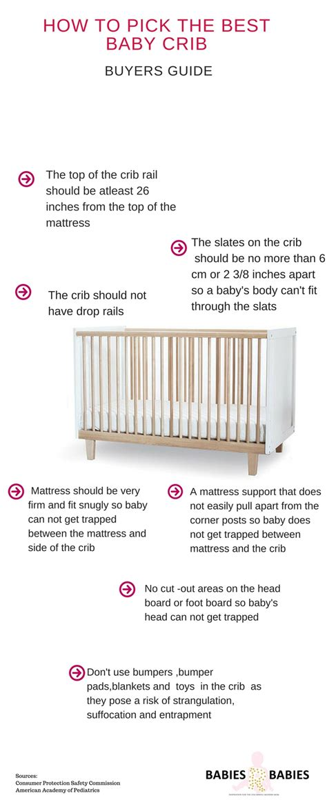 How To Choose A Baby Crib Minimalist Baby Registry What You Really Need For A