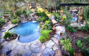 Backyard Rock Pools Backyard Paradise 30 Spectacular Pools That Will