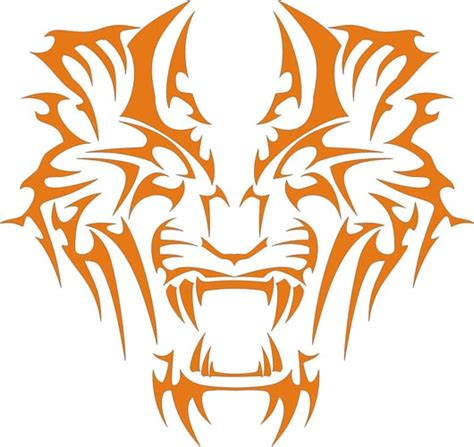 tiger pattern logo tiger logo design www imgkid com the image kid has it