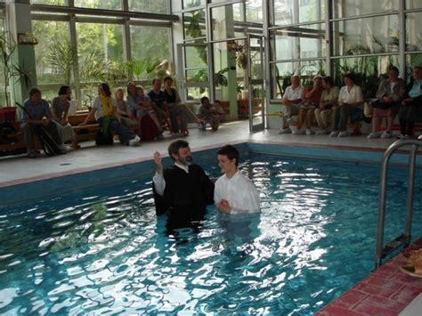 should i get baptized