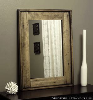 wood framed mirrors rustic wall mirrors milwaukee wood framed mirrors rustic wall mirrors milwaukee