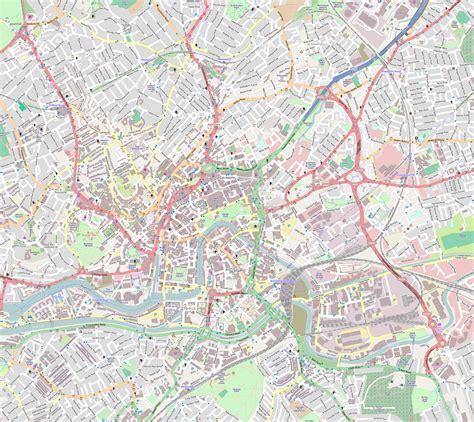 map uk bristol map bristol