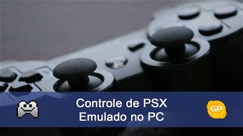 youtube xpadder tutorial tutorial xpadder emulador de controle de psx no pc