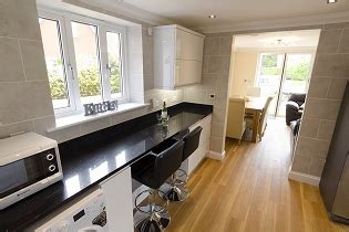 Kitchen Brightside by Brightside Waterside Cottage Wroxham