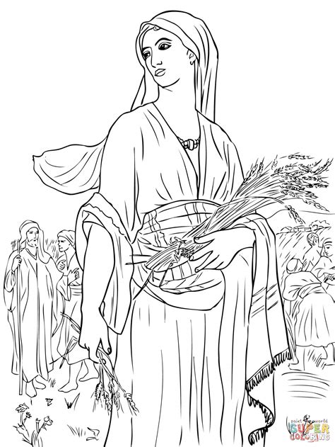 coloring pages for ruth and boaz ruth and boaz coloring pages intended to invigorate to