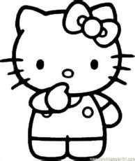 hello kitty coloring pages st patrick s day printable hello kitty coloring pages coloring pages