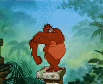 jungle book swing dance yipee yipeee gif dance swing jazz discover share gifs