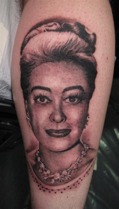famous people tattoos joan tattoomagz
