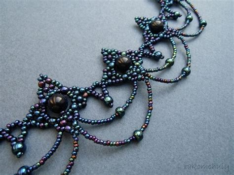 seed bead necklace patterns schema for like necklace the bead sizes noted