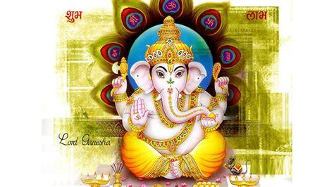 lord ganesha god hd wallpapers