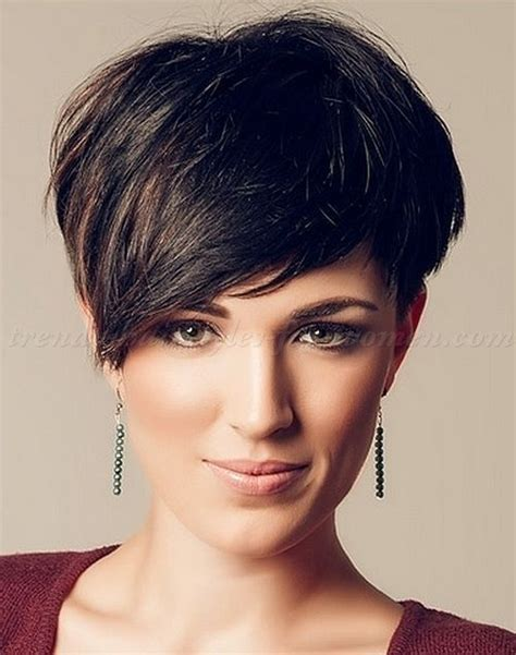 short bob with fring pieces 25 best ideas about pixie long bangs on pinterest pixie