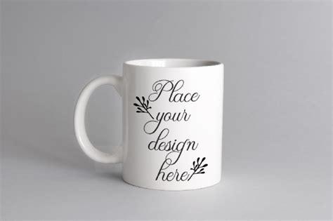 coffee mug mockup white oz cup psd web mockups luvly