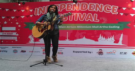 Wifi Mnc Play dukung independence festival mnc play tebar wifi gratis okezone techno