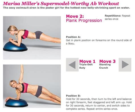 74 best images about bosu exercises on