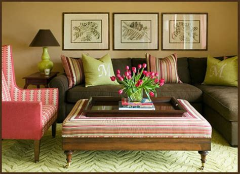pink and green living room ideas pink and green scheme archives panda s house 7 interior decorating ideas