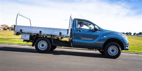 mitsubishi mazda single cab ute comparison isuzu d max v mazda bt 50 v