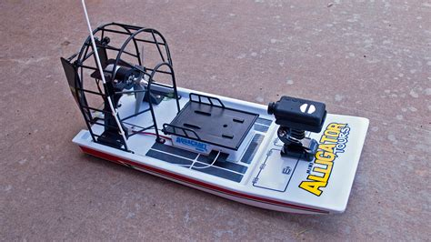 boat with a very fine net how to get into hobby rc mounting action cameras tested