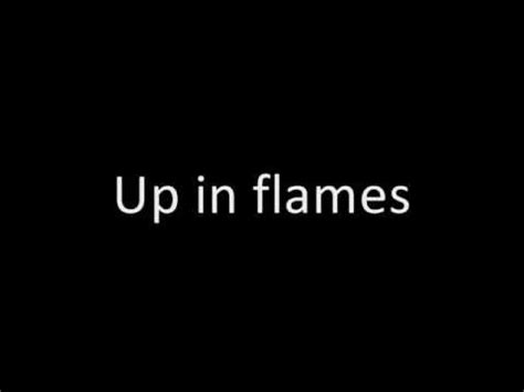 coldplay up in flames lyrics coldplay up in flames hq lyrics youtube