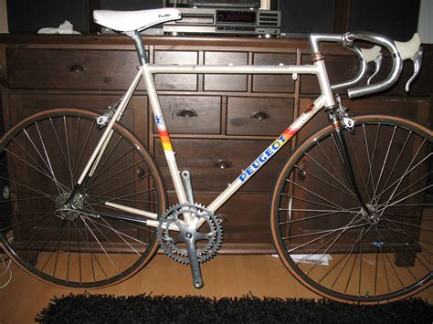 ex anc halfords team bike steve jones peugeot 531 pro