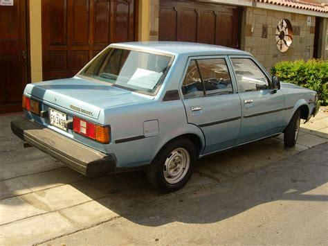Toyota Corola 1982 1982 Toyota Corolla