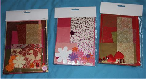 Craft Paper Packs - artycraftythings craft packs and paper flowers