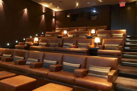screening rooms toronto check in the most extravagant hotel perks in canada and around the world where ca