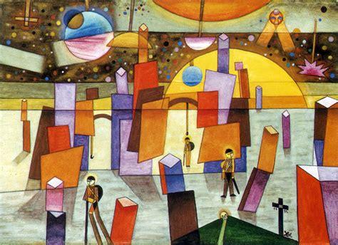 xul solar arte para muestra de xul solar panactivista en el museo nacional de bellas artes arquitectura de calle