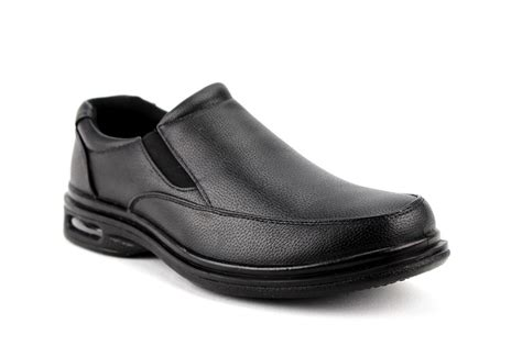 s black slip on slip resistant restaurant work