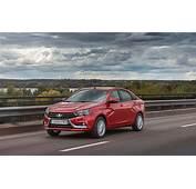 LADA Vesta Sedan  Review Official Website
