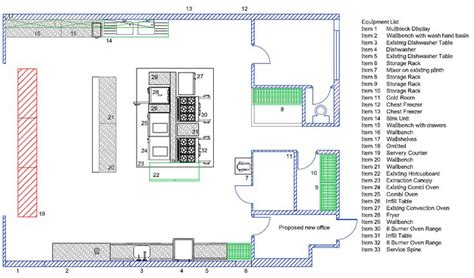 commercial kitchen design plans object object kitchen pinterest