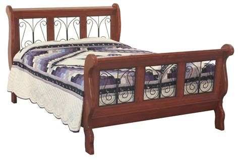 wrought iron sleigh bed wrought iron sleigh bed 28 images pier one wrought