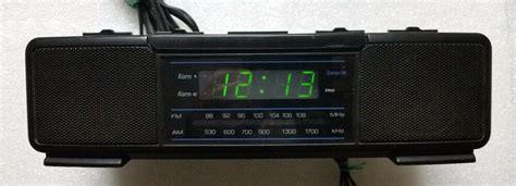 zenith clock radio model z7000 ebay