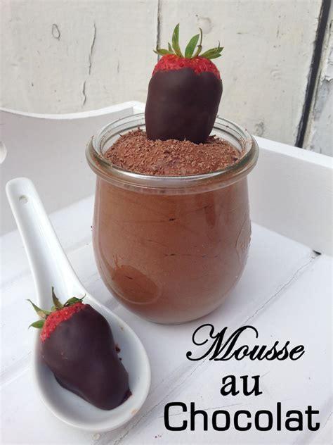 Mousse Au Chocolat Schön Anrichten by Mousse Au Chocolat Siamo Ci 242 Che Mangiamo Food