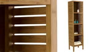 conrav miroir salle de bain bambou